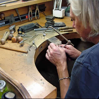 Nick Kellett Maker of Fine Jewellery